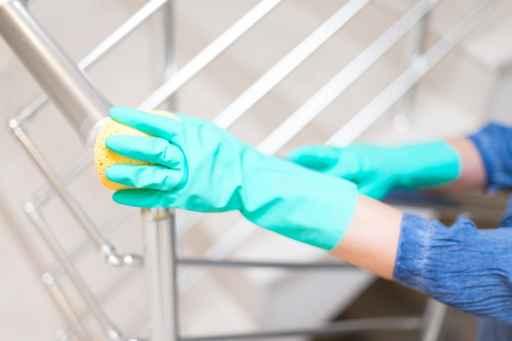 Nettoyage des bureaux et des entreprises