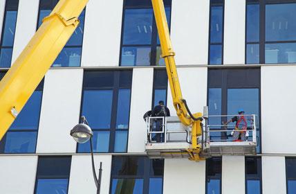 Lavage des vitres 75 Paris