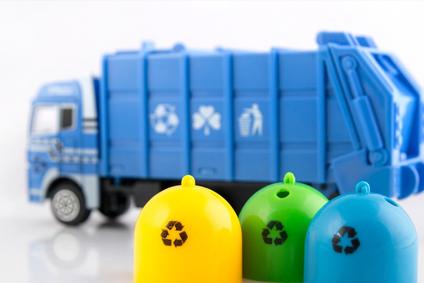 Sortie poubelles et conteneurs