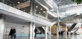Nettoyage entretien centres commerciaux