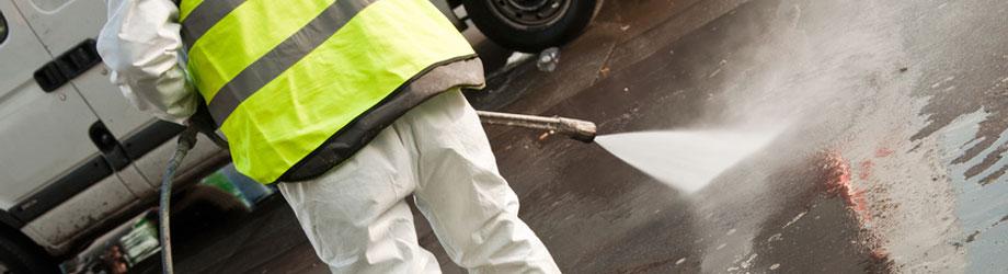 Nettoyage de parkings Toulon
